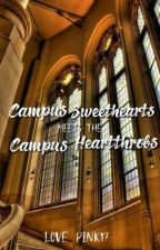 Campus Sweethearts Meets The Campus  Heartthrobs by love_pink17