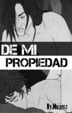 ¡DE MI PROPIEDAD! (Snarry)  by Maluvlz