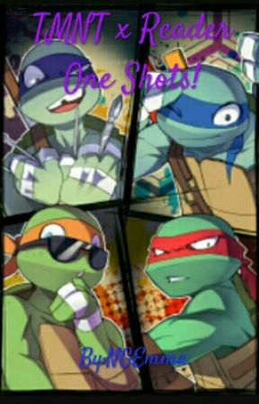 Tmnt X Reader One Shots Favorite Video Game Designer Mikey