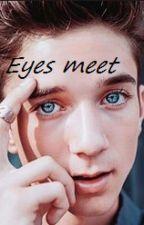 Eyes Meet/Daniel Seavey by WackyAngel
