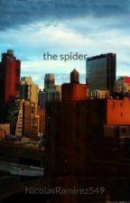 the spider by NicolasRamirez549