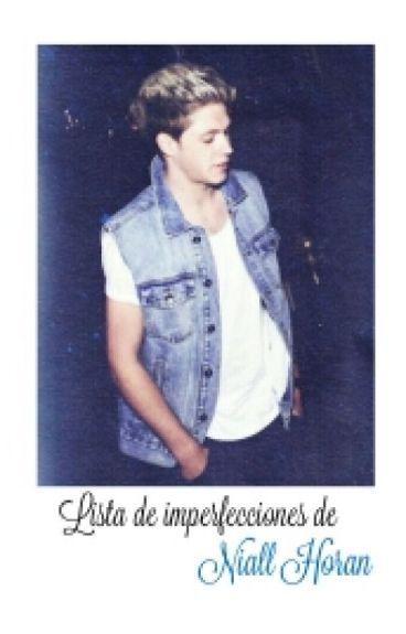 Lista de imperfecciones de Niall Horan