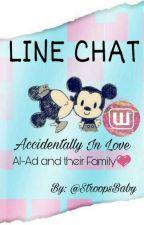 LINE CHAT (Kumpulan Extra Part Keluarga Prayuda) by Stroopsbaby