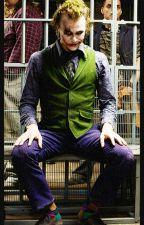 Taken (Heath Ledger Joker) by XxMsRachelxX