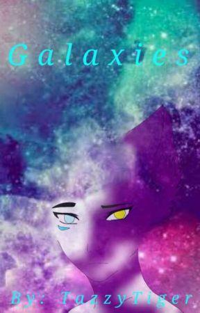 Galaxies (A Voltron × Fem!Child/Teen Reader) - Zarkon The