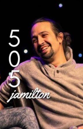 505 (jamilton fanfic) by Celestite