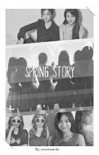 Spring Story by fine_kami