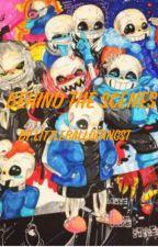 Behind the scenes - Sanscest by littleballofangst