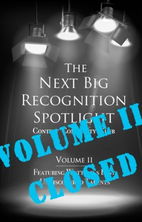 The Next Big Recognition Contest by NextBigRecognition