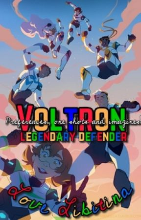 Voltron Preferences, One Shots and Imagines! - Depressed/Self