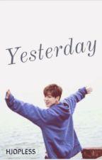~ Yesterday ~ Jimin - BTS by HJopless