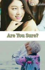 Are You Sure? [MONSTA X] by 29Anha