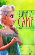Summer Camp --A Jelsa Story-- (Completed) by MayaZStories