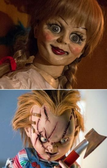 chucky and annabelle together forever names tiffany wattpad