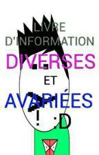 Livre D'informations Diverses et Avariées by Z_toesa