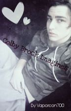 Colby Brock Imagines  by Vaporeon700