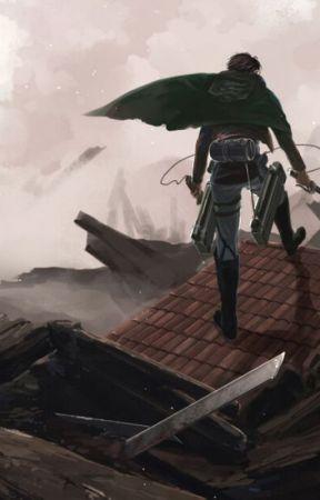 Attack on titan inny świat by Rarytas20002