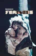 Fearless.  [j.b] by jsmapdots