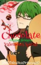 Chocolate (Midorima X Reader) by LoserInTheCrowd