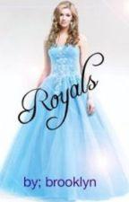 Royals by -_Brooklyn_-