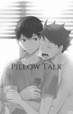 OiKage | Pillow Talk [YAOI] by IzayaTrash