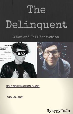 The Delinquent  //  Phan by CrystalPhanWhiskers