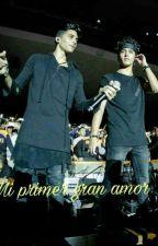Mi Primer Gran Amor JOERICK by JMAHobbitt