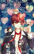 FALLING IN LOVE WITH A VAMPIRE!? (Ayato Sakamaki x reader) by ayato-kun17