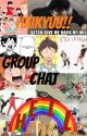 HAIKYUU GROUP CHAT HELL by rotten_fujoshi_