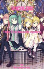Vocaloid. Tome 1. La nouvelle membre. by Kuri-pomme-chan