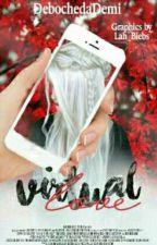 Virtual Love - Romance Lésbico. by JasminAlycia