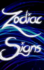 Zodiac Signs by LDianaLianneL