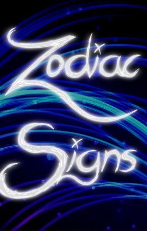 Zodiac Signs by LDianaLianneL