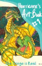 Hurricane's Art Book #1; The Cringe is Real by Hurricane_Senpai