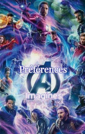 Préférences et Imagine Marvel by EtreConne