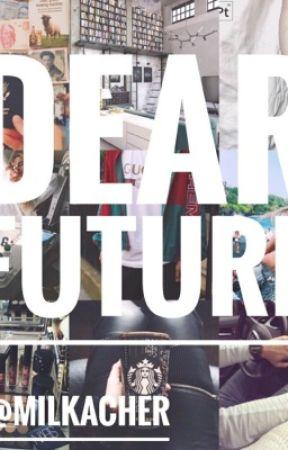 Dear Future- Saga Iridicent by milkacher