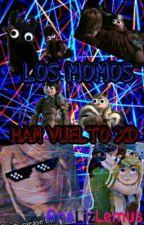 Los Momos Han Vuelto Xd (2° libro de memes)  by AnaLizLemus