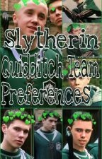 Slytherin Quidditch Team Preferences by ahtziry101