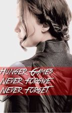 Hunger Games- never forgive, never forget © by StarbucksSophie