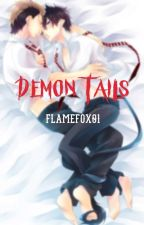 Demon Tails (Bon x Rin  Blue Exorcist) by FlameFox01