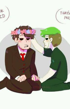 Danti and septiplier truth or dare by Septiplierfantrash5