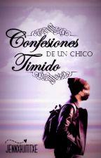 Confesiones de un chico timido ❥Vkook | Oneshot by JennxKimTxe