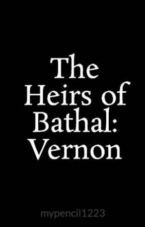 The Heirs of Bathal: Vernon by mypencil1223