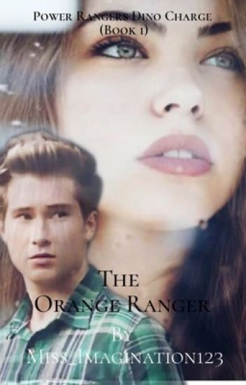 The Orange Ranger {Dino Charge}