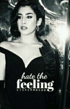 Hate The Feeling ✉ Lauren Jauregui by crunchmeupp