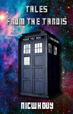 Tales From The TARDIS by nickwhovy
