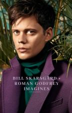 Bill Skarsgård // • Roman Godfrey imagines  by whosjunglejim4322