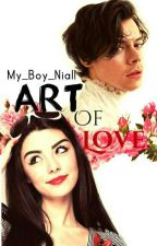 Art of love || Harry Styles (wolno pisane) by My_Boy_Niall