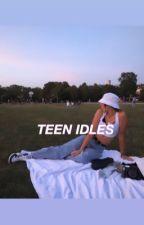 TEEN IDLES  ↱CAMILA MENDES by sagelucien
