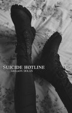 suicide hotline; gd by lveguk